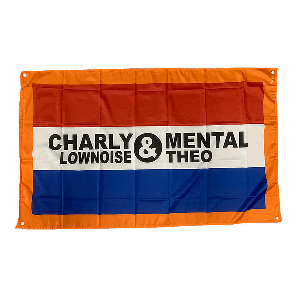 Charly Lownoise & Mental Theo flag