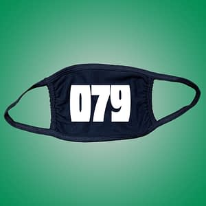 Facemask – 079 (large logo)