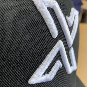 ANNEX – Baseball CAP – embroidered with cross in 3D