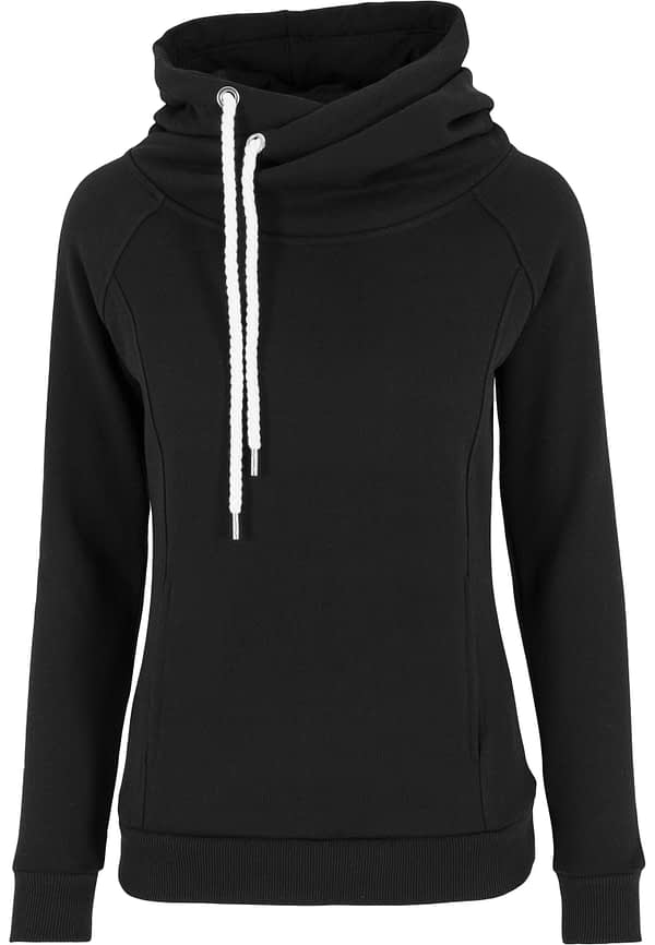 womens hoody front