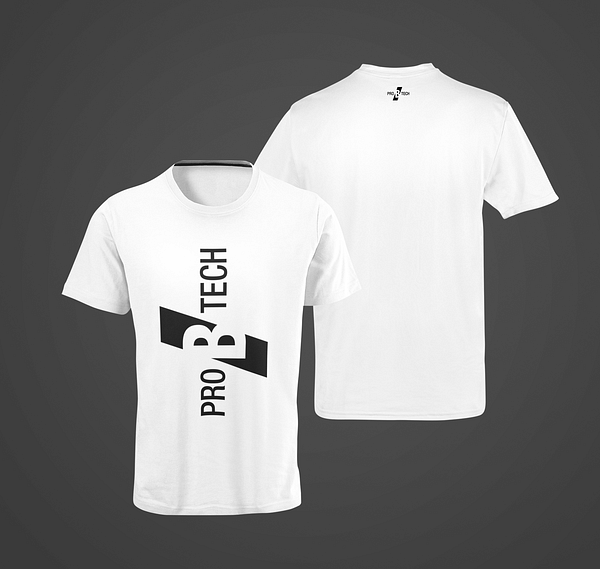 PRO B TECH MUSIC T-SHIRT