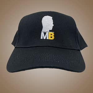 MISTER BEWUSTZIJN – Baseball CAP – embroidered with logo