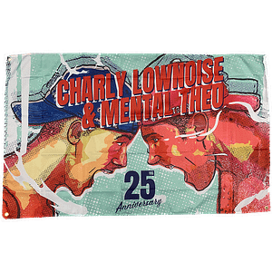 Charly Lownoise & Mental Theo – 25 Years flag