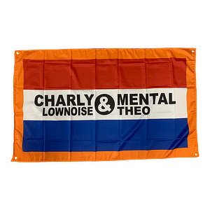Charly Lownoise & Mental Theo – Dutch Flag with logo