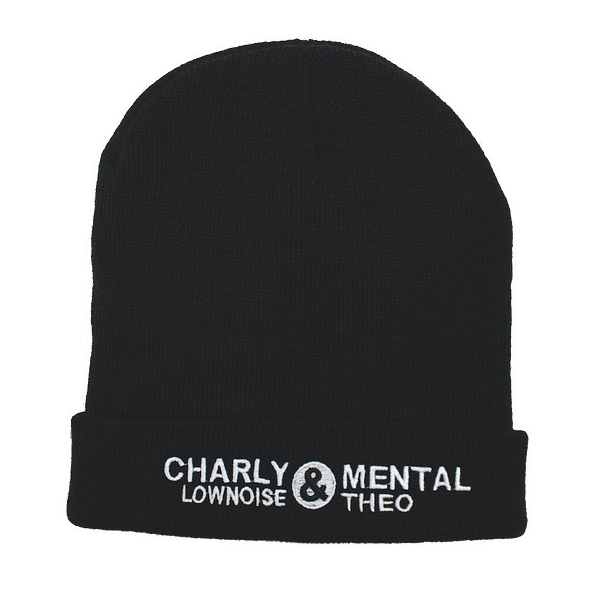 Charly Lownoise & Mental Theo beanie