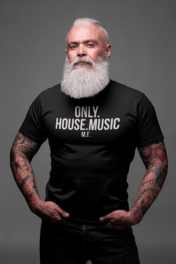 ONLY HOUSE MUSIC